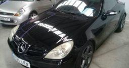 Mercedes SLK 200 Kompressor Auto